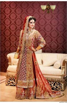 Beautiful Pakistani Bride | Photo by Irfan Ahson Photography