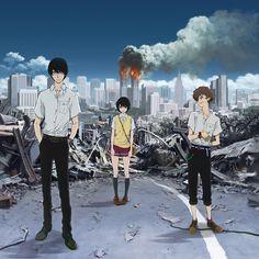 El Anime Zankyou no Terror tendrá adaptación a obra de teatro en Marzo del 2016.