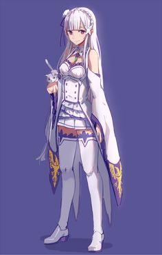 Emilia エミリア