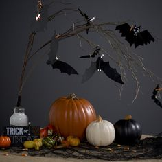How-To: Duck Tape® Bat Decorations