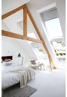 Zo maak je van je zolder een master bedroom