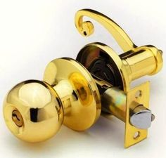 electronic keyless door lock set bright brass for left. Black Bedroom Furniture Sets. Home Design Ideas
