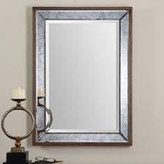 Uttermost  Daria Framed Mirror