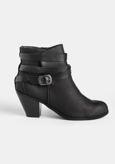Light Up Ankle Boot Heels at #threadsence @threadsence $30 - only 3 left