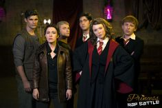 Place Your Bets: Katniss and Hermione Are Going to Have a Rap Battle  - Seventeen.com