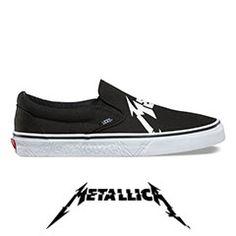 Vans - Metallica Slip-On