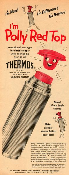 All sizes | thermos vacuum bottle 1954 | Flickr - Photo Sharing!