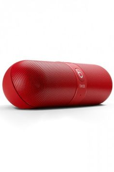 rounds up the best high-tech fitness gadgets. Beats Pill, Fitness Gadgets, High Tech Gadgets, Beats By Dre, Get In Shape, Workout Gear, Industrial Design, Exercise, Technology