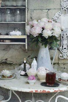 ANTIQUE - ShabbY ChiC & RomantiC interior