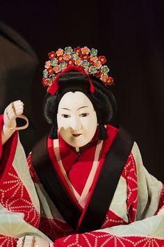 Bunraku #japan