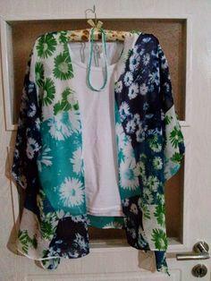 Yaldızlı Fikirler: Kolay Dikiş - Kimono Dikimi