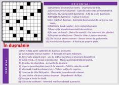 Crossword, Oscar Wilde, Mai, Crossword Puzzles