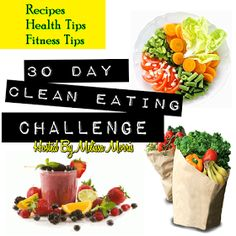 To Insanity & Back: CLEAN Eating 30 DAY Challenge: It's BACK!