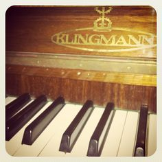 My old piano
