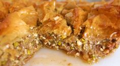 Need some #Greek food #recipes? Learn to make baklava and other #tasty Greek dishes with these easy recipes - http://finedininglovers.com/blog/food-drinks/greek-food-recipes/