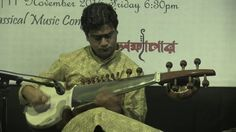 RAAG JHINJHOTI ON SAROD BY ARNAB BHATTACHARYA -  PART ONE