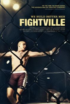 Starring UFC Featherweight Dustin Poirier.    In theaters and on demand April 20th.        http://www.fightville.net