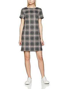 Discount Aaa Womens Emma Check Tunic Dress New Look Geniue Stockist Online C10GQq7