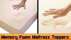 Memory-Foam-Mattress-Toppers