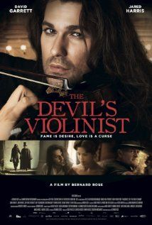 The Devil's Violinist (2013) ... Loved the music!