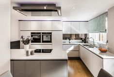 U Shaped Kitchen, Contemporary Kitchen, Kitchen Design, Kitchen Decor, Kitchen Design Centre, Kitchen, Contemporary, Home Decor, Living Spaces