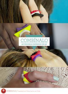 Anillos Combinalo by Subelo.cl