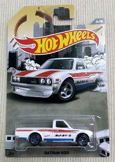 Hot Wheels Pickups Series Datsun 620