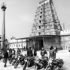 Brilliant ride with BRATs ... #Bangalore Riders Association of #Triumph .... #TriumphMotorcycles