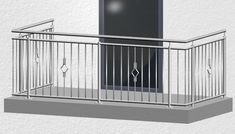 Balcony Grill Design, Balcony Railing Design, Window Grill Design, Steel Railing Design, Staircase Railing Design, Home Office Design, House Design, Steel Balustrade, Door Gate Design