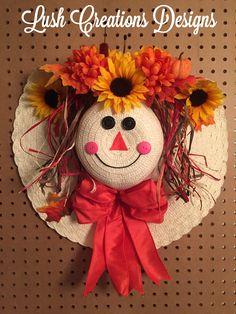 Burlap Crafts, Wreath Crafts, Diy Wreath, Hat Crafts, Burlap Halloween, Halloween Crafts, Halloween Wreaths, Fall Halloween, Thanksgiving Wreaths