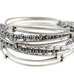 Need these - love the stacking look!