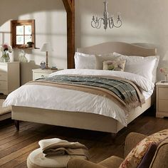 BuyJohn Lewis Charlotte Bed Frame, Super King Size Online at johnlewis.com