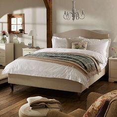 BuyJohn Lewis Charlotte Bed Frame, Super King Size Online at johnlewis.com