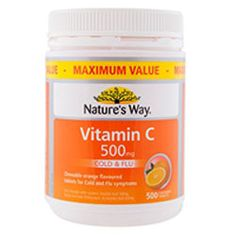 #VitaminC is a water-soluble vitamin that is necessary for normal growth and to repair tissues in all parts of your body.