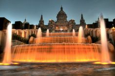 17 jaw-dropping photos of fountains from all over the world