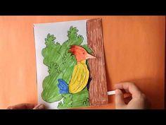 hareketli agackakan etkinligi , eğlenceli etkinlikler ,okul öncesi etkinlikler , kesme çalışmaları , küçük kas gelişimi , boyama sayfası, kırtkırtla, Animal Crafts, Galaxy Wallpaper, Paper Goods, Early Childhood, Paper Flowers, Paper Crafts, Animation, Make It Yourself, Cards
