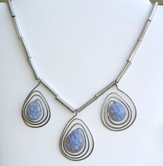 Elsa Freund American Modernist Necklace