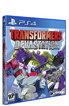 Transformers Devastation  PlayStation 4 -- Check out the image by visiting the link. Note:It is Affiliate Link to Amazon.