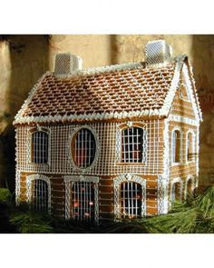 """See the """"Let There Be Light"""" in our  gallery  Gingerbread houses"""