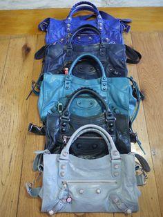 Accessories: Balenciaga Purses