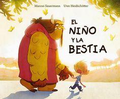 LO QUE LEO: EL NIÑO Y LA BESTIA (MARCUS SAUERMANN) [ILUSTRACIO...