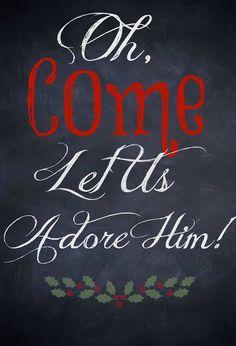 PUTTING CHRIST BACK INTO CHRISTMAS!!!