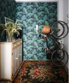 Storing Bikes in Your Entryway