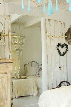 Country Style Chic  My goodness I like. Running out of bedrooms.
