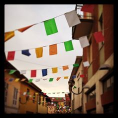 #flags #colors #banners #street #rainbow #shotonmylumia  #shotonlumia #lumiaphotography  #bandierine #colori #strada #arcobaleno #instagrammers #instamood #instadaily #likeme #followme