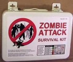 With all of the zombie movies being filmed around here and bath salts being more popular than ever, this is a must!