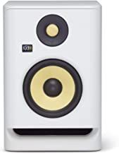 Shine on your style: KRK Rokit 5 Professional Studio Monitor, Wh. Apple Tv, Monitor, Remote, Amp, Studio, Zipper, Electronics, Amazon, Style