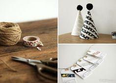 Con los washis de Dailylike podrás crear fácilmente una bonita decoración personalizada.