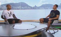Rio Ferdinand Interview Thierry Henry (Part 2)