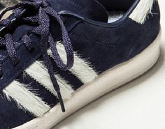 ZOZOTOWN x adidas Originals Campus '80s   Detailed Look